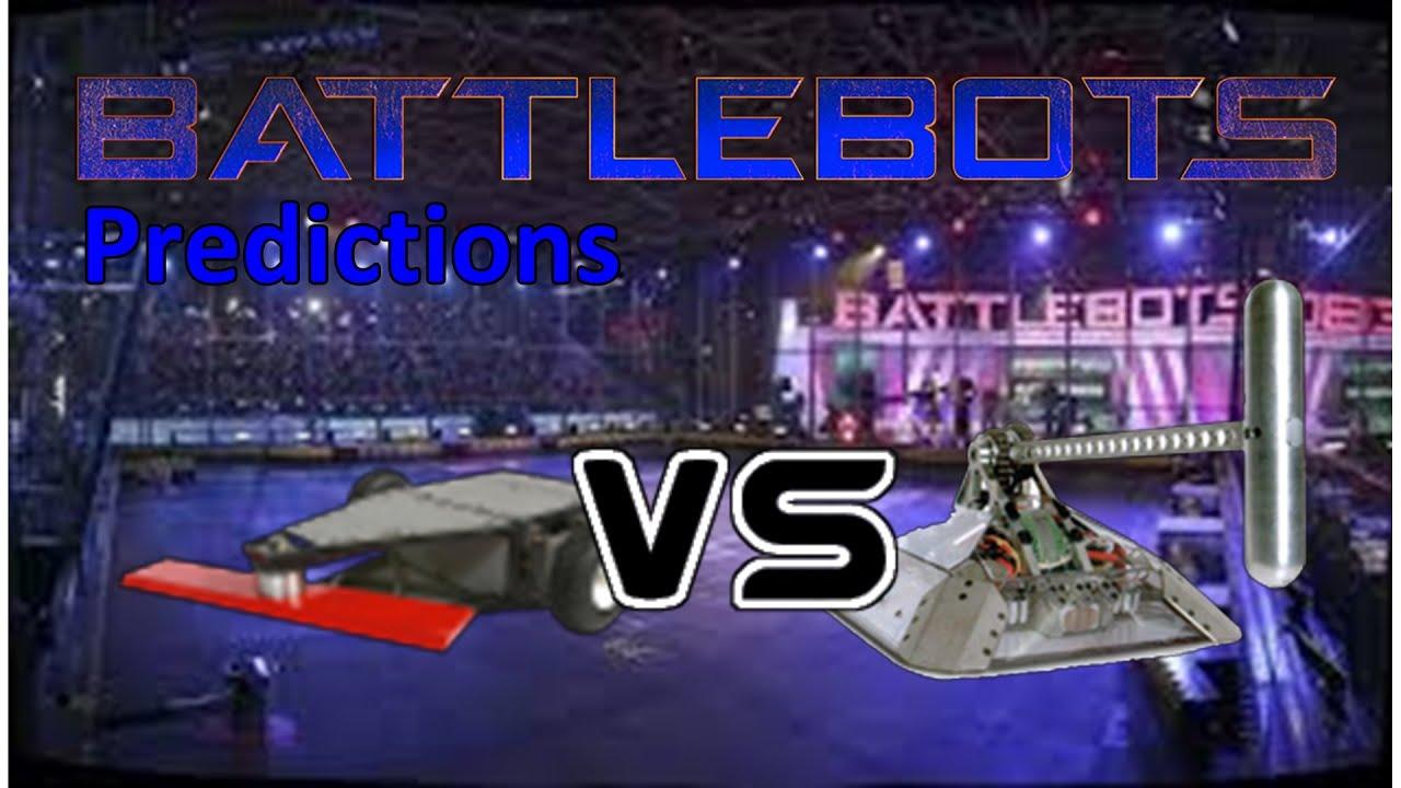Download BattleBots Season 2 Quarterfinal Predictions ft. Tombstone vs BETA!