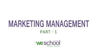 What is Marketing | Marketing Definition