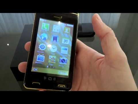 Телефон раскладушка 3G с двумя экранами. Лучшая в 2019 году.