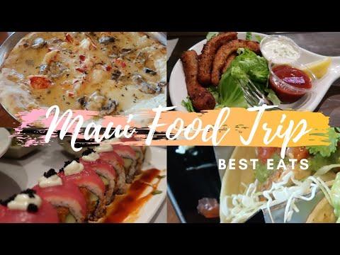 MAUI FOOD TRIP: BEST PLACES TO EAT IN MAUI 2019 // IT'S ME SORAYA
