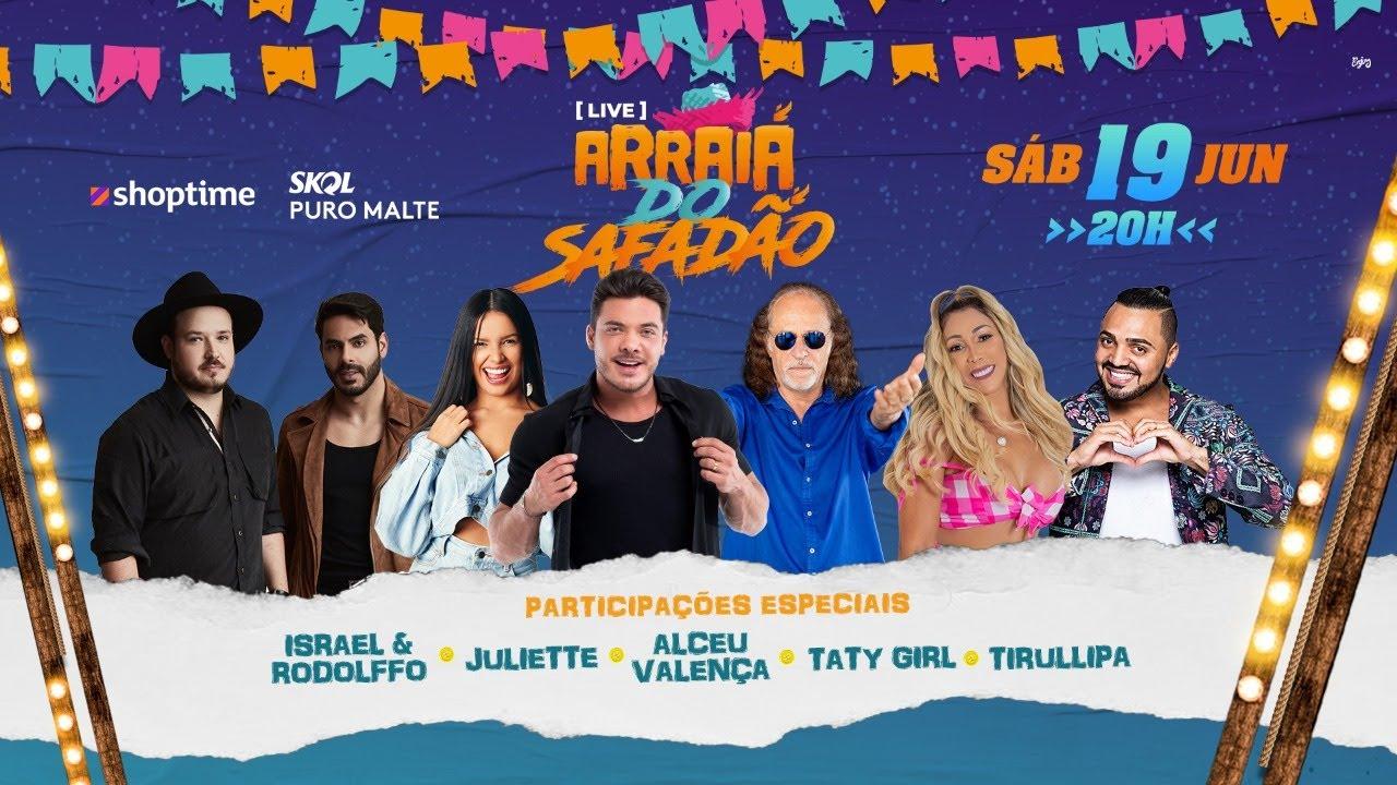 Download Live Arraiá do Safadão