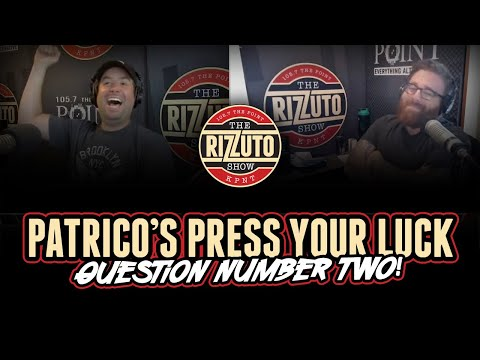 Patrico's Press Your Luck Day 2 [Rizzuto Show]