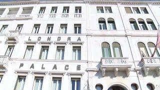 GUSTO channel: Hotel Londra Palace Venice