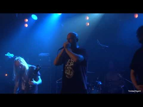 Suffocation - Purgatorial Punishment @ Le Ferrailleur, Nantes
