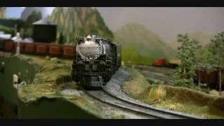 UP on the Parley Summit Railroad O Scale 2-Rail