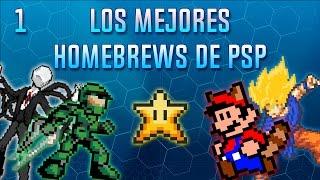 Los mejores homebrews de PSP | Parte 1 | luigi2498 | HD