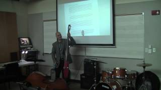 Slap, Pluck, Pick, and Strum that Bass! - The Evolution of Jazz Double Bass Pizzicato Techniques