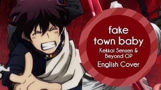 English Fake Town Baby Kekkai Sensen Beyond Op Unison Square Garden Mesoki