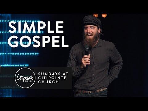 Simple Gospel - Mitch Ramsey
