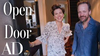 Inside Maggie Gyllenhaal and Peter Sarsgaard's Brooklyn Home | Open Door | Architectural Digest