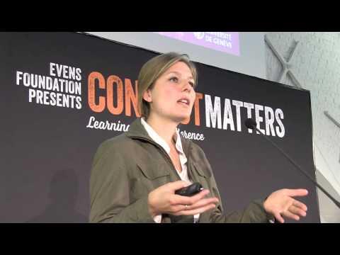 Conflict Matters Conference - Olga Klimecki, University of Geneva