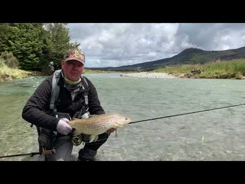 Fly Fishing Victoria's Goulburn River...