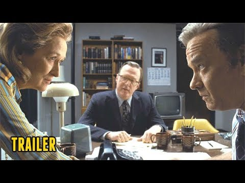🎥 THE POST (2017) | Full Movie Trailer in HD | 720p