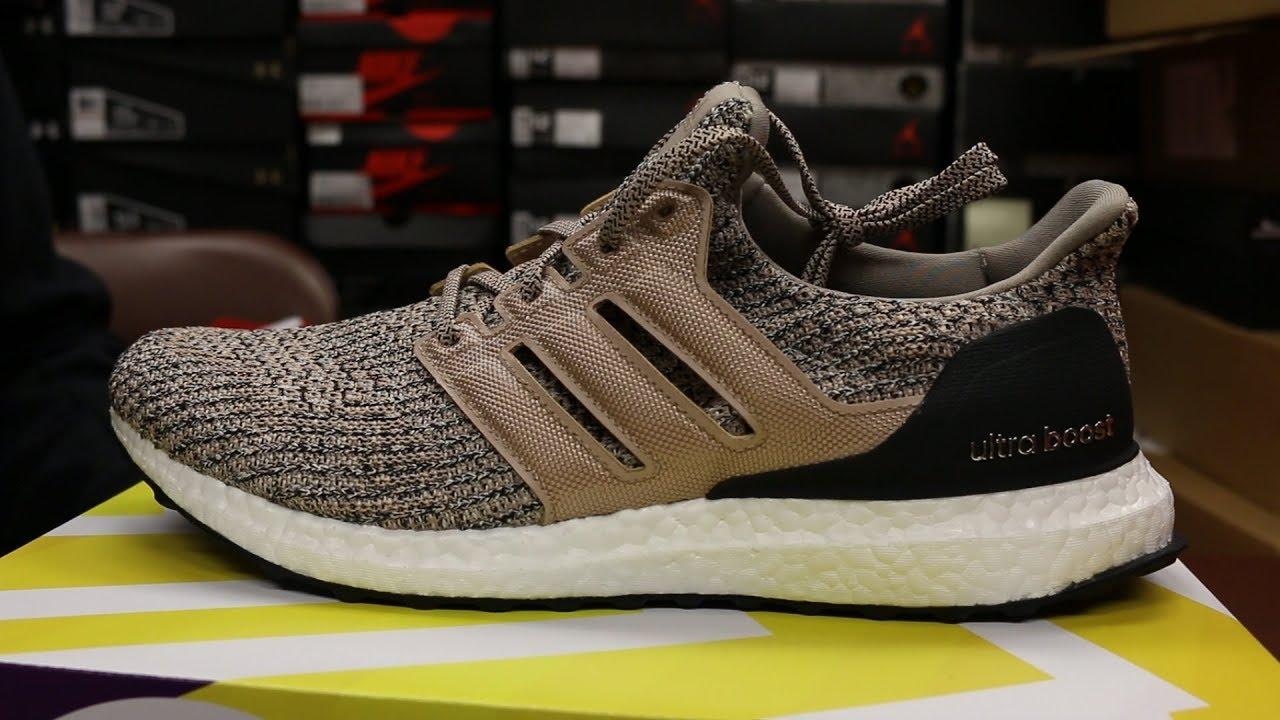 Adidas Ultraboost 4.0 -Ash Review - YouTube 0edc59bdb