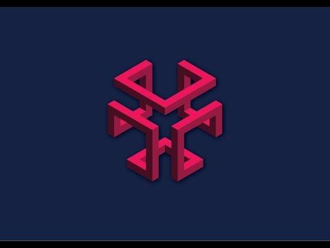 Creative Logo Design On Illustrator By Tauhid Graphic's