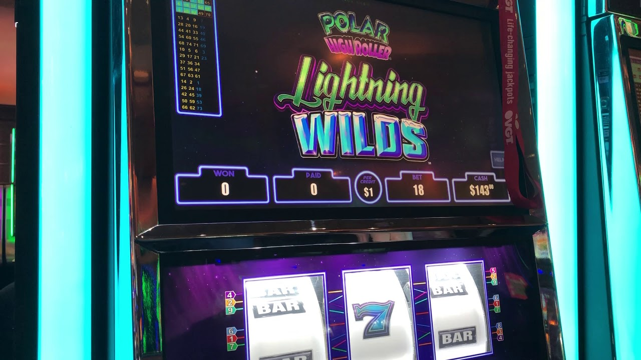 High Roller Slot Players