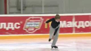 Четырнадцатилетний фигурист готовится к Олимпиаде-2014