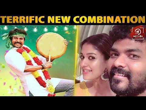 Sivakarthikeyan's next biggie details here! I Vignesh Shivan I Nayanthara