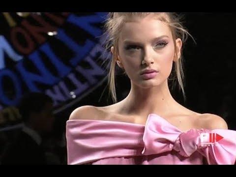 VALENTINO Spring Summer 2008 Paris – Fashion Channel