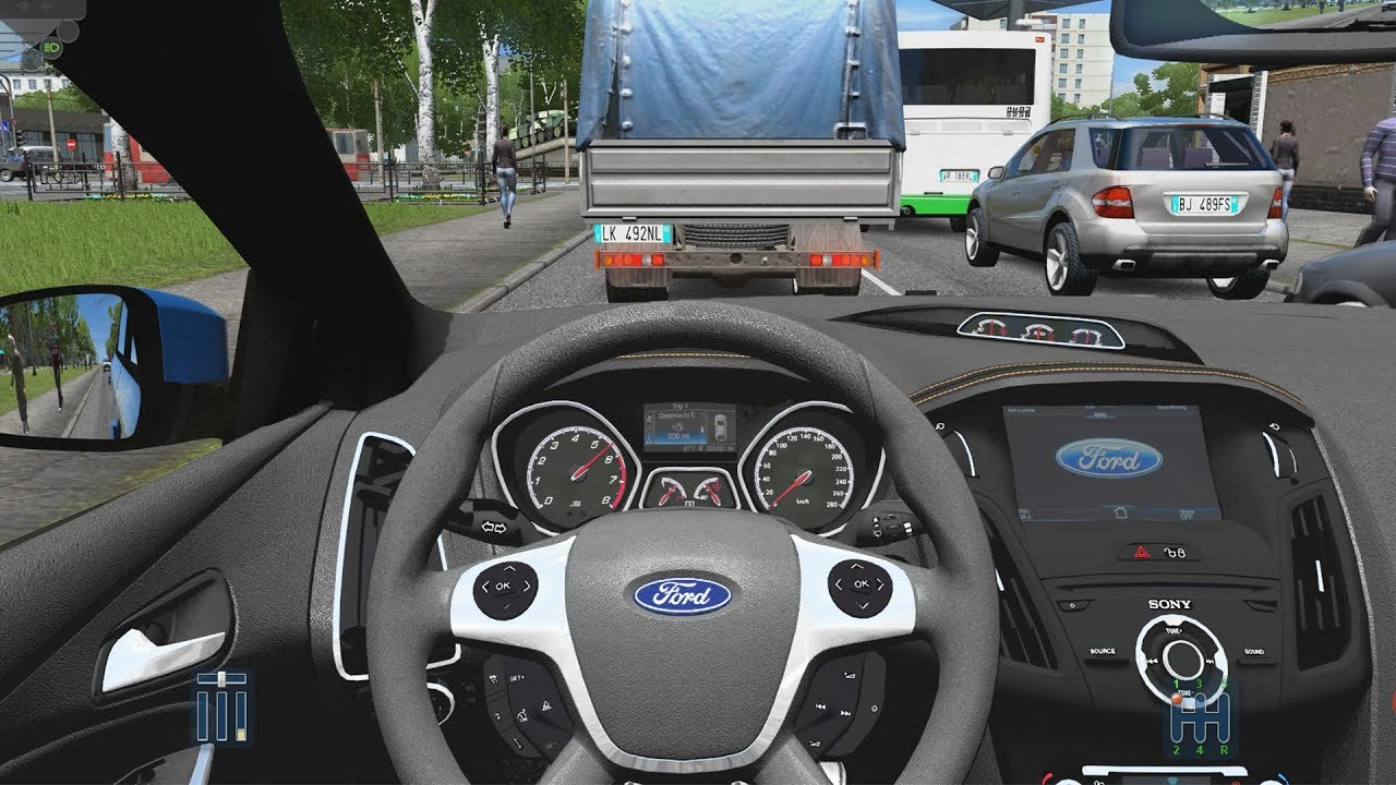 City Car Driving Ford Focus Download