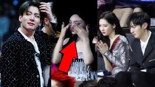 TWICE, Wanna One, Sunmi Cried After Listening to BTS' Speech