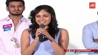 Nandita Swetha Debut Movie Ekkadiki Potavu Chinnavada Teaser Launch || YOYO Cine Talkies