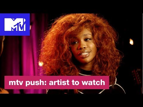 SZA Pushed into Music By Her Brother | Push: Artist to Watch | MTV
