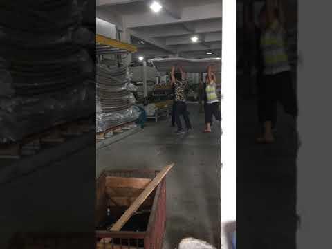 China compressed packing mattress original factory.