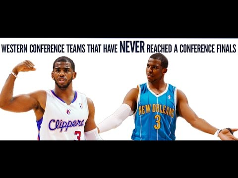 CP0 Conference Finals (Chris Paul Lowlights)