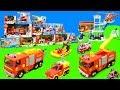Feuerwehrautos Feuerwehrmann Sam & Paw Patrol | Feuerwehr Spielzeug Unboxing für Kinder
