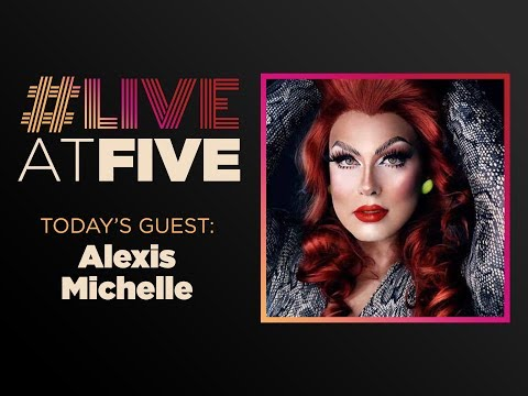 Broadway.com #LiveatFive with Alexis Michelle