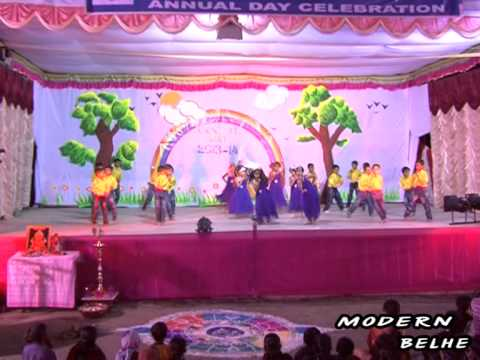 ITNI SI HASI Modern English School Dance