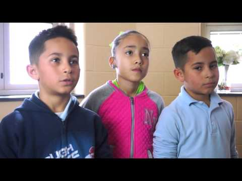 Martin Luther King, Jr. School Dazzles!