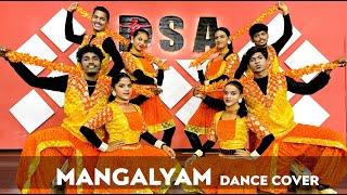 MANGALYAM | ESWARAN | STR | DSA DANCE COMPANY I DANCE COVER