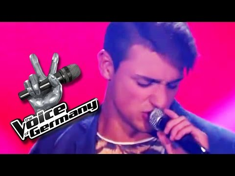 Haven't Met You Yet - Michael Bublé | Alexander Wolff Cover | The Voice of Germany 2015 | Audition