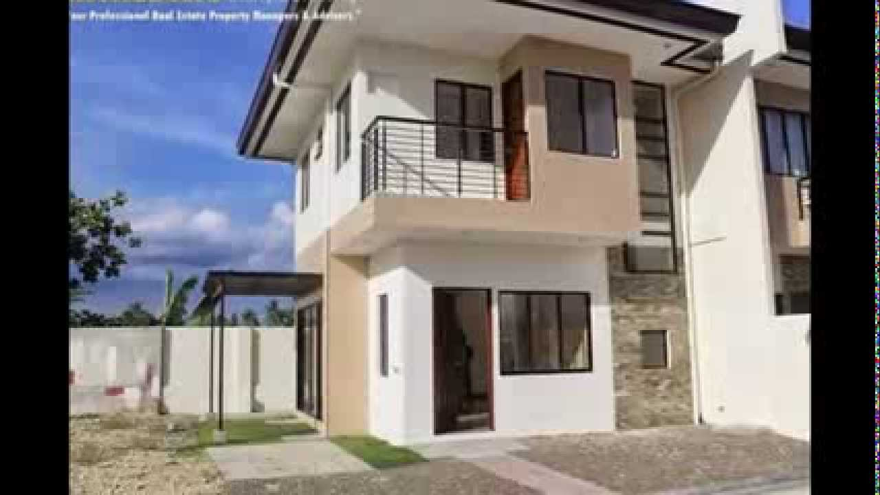 3 Bedroom Duplex House And Lot In Lapulapu Cebu Philippines YouTube