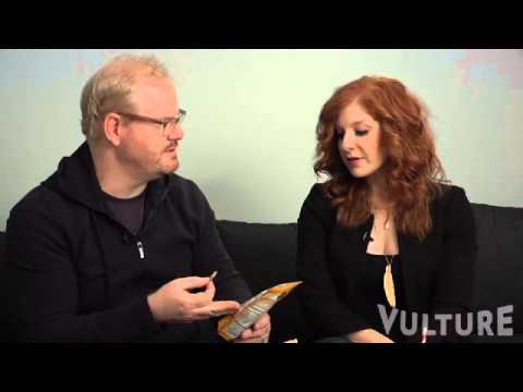 Jim Gaffigan Taste-Tests Vegan Junk Food with Julie Klausner
