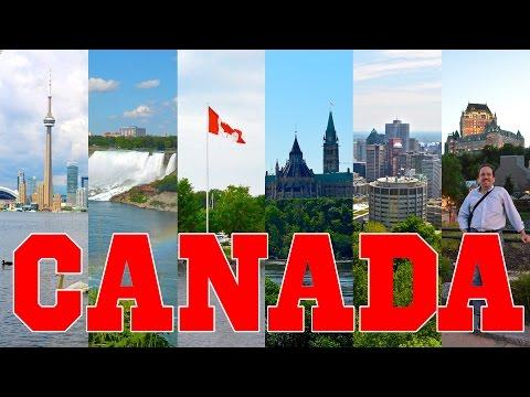 Canada Road Trip (Full Video)