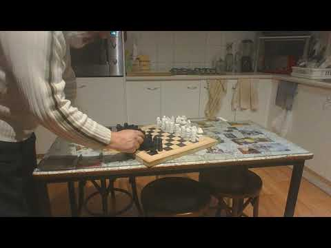 HOW to make hand made chess pieces and board (introduction)