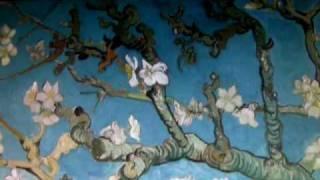 ゴッホとテオ 家族への贈りもの 花咲くアーモンドの枝.