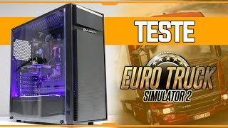 PC GAMER CUSTO BENEFÍCIO STUDIOPC   EURO TRUCK SIMULATOR II