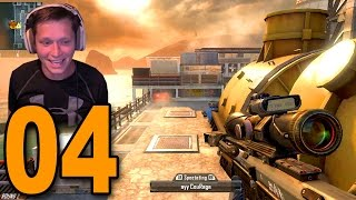 Black Ops 2 Competitive - Part 4 - JORDAN GOES OFF!
