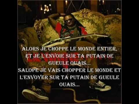 Drop the World Ft. Eminem - Lil Wayne || Traduction française ||