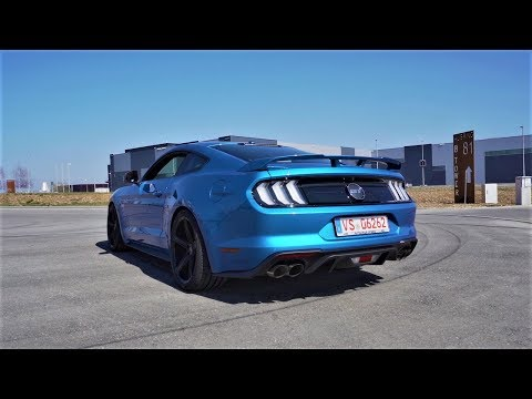 Ford Mustang GT Coupe . V - pure Sound