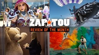 Review of the month #4 – February 2017 | Zapatou