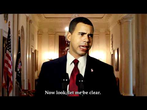 President Obama on Death of Osama bin Laden (SPOOF)
