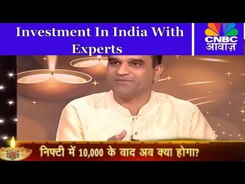Manish Chokhani And Madhusudan Kela | Investment In India | Diwali Special | CNBC Awaaz