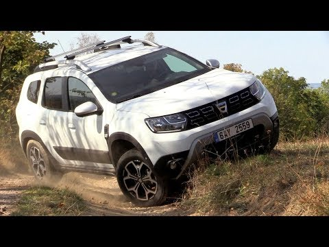 New Dacia Duster 2018 | 4x4 Driving footage (real situations)