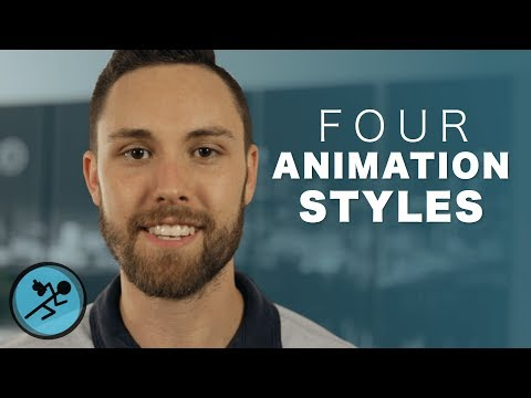 4 Best Animation Styles for Business Videos