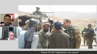 """Difesa ON AIR: """"Afghanistan mon amour"""""""